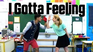 "Just Dance ""I GOTTA FEELING"" 