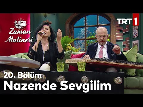 Bülbül Ne Gezersin Çukurova'da ve Nazende Sevgilim - Eda Karaytuğ ve Göksel Baktagir