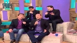 Quarteto Gileade - Quando Jesus Estendeu A Sua Mão