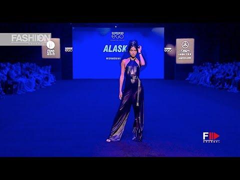 ALASKA MBFW Spring Summer 2020 Madrid - Fashion Channel