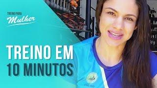 Aerobico HITT em 10 minutos