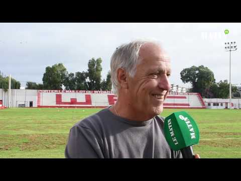 Video : René Girard : «Je suis venu inculquer aux joueurs la niaque, la gagne et l'envie de réussir»