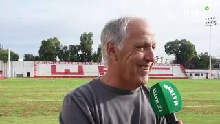 René Girard : «Je suis venu inculquer aux joueurs la niaque, la gagne et l'envie de réussir»