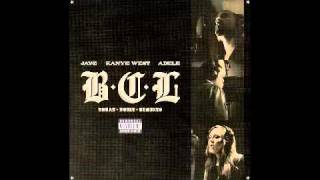 Melt My Heart To Stone (DJ Voodoo Ed.) - Adele (feat. Jay-Z& Kanye West)