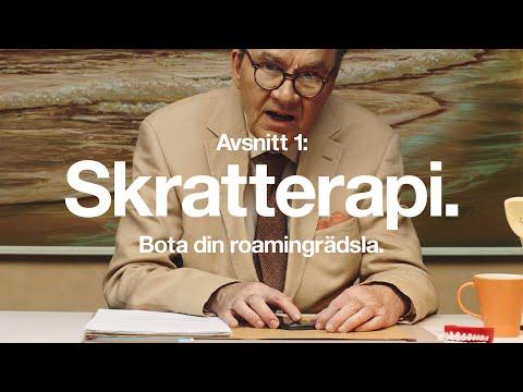 Bota din roamingrädsla | Avsnitt 1: Skratterapi | Tre Sverige