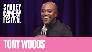 Tony Woods - Sydney Comedy Festival 2015