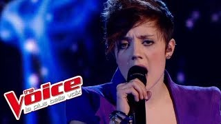 Rihanna ft. Mikky Ekko – Stay | Élodie Martelet | The Voice France 2014 | Quarts de finale
