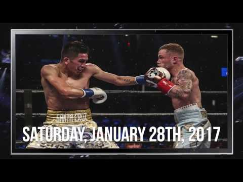 Carl Frampton vs Leo Santa Cruz | Fight Preview, Betting Odds ,  Jan 28th, 2017