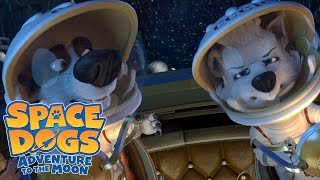 SPACE DOGS: ADVENTURE TO THE MOON | Official Trailer | In Theatres Now