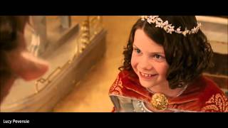 The Lion, the Witch and the Wardrobe - Kings and Queens of Narnia
