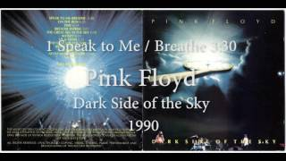 Pink Floyd -  Speak to Me / Breathe - Dark Side of the Sky (1990)