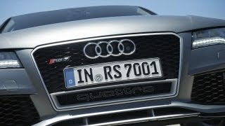 ► 2014 Audi RS 7