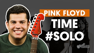 Videoaula Time - Pink Floyd (How to Play - Guitar Solo Lesson)