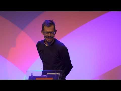Keynote: Chris Ward – Author, activist, cyclist, entrepreneur, perfectionist.
