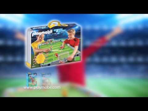 PLAYMOBIL presenteert... de voetbalmatch van het jaar! (België)