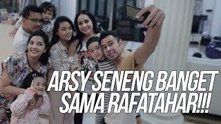 SUPER KOCAK!! ARSY SENENG BANGET SAMA RAFATHAR!!! RAFATHAR GANTENG (BANGETTT!!!)
