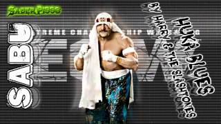 "ECW: Sabu Theme Song ""Huka Blues"" Arena Effects (HQ)"