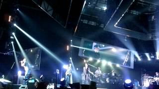 Eros Ramazzotti - Piú bella cosa - Budapest Aréna 2013