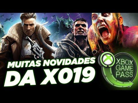 Enxurrada de Jogos no Xbox Game Pass - especial X019