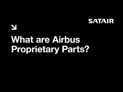 Satair - Airbus Proprietary Parts
