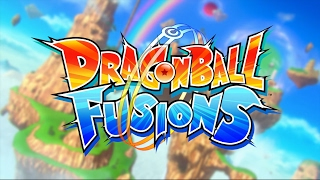DRAGON BALL FUSIONS ! Un let's play ça vous dit ?