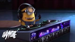 minions DJ