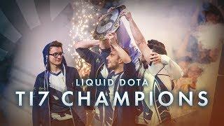 Liquid Dota   TI7 Champions