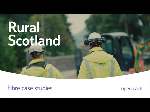 Connecting Scottish rural communities