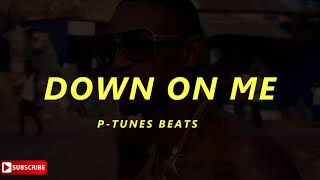 "🍌Afrobeat Instrumental 2017 ""Down on me"" (Prod. By P-TUNES BEATS)"