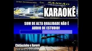 Karaokê Chitâozinho & Xororó Pagina De Amigo