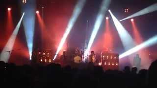 Deluxe, closing, live@Transbordeur, Lyon, 8 novembre 2014