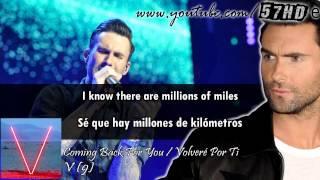 Maroon 5 - Coming Back For You HD Video Subtitulado Español English Lyrics