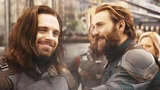 Steve & Bucky | By Your Side [+IW]
