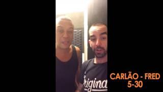 5-30 (CARLÃO & FRED) @ DYNAMIC DUO RADIO SHOW (MEGA HITS)