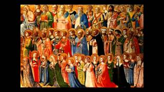 Litaniae Sanctorum Litanie Dei Santi Litany of the Saints