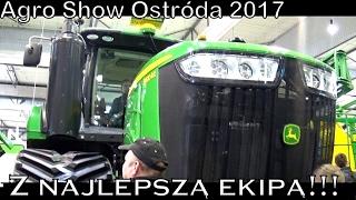 ☆Agro Show Ostróda 2017 z Najlepszą ekipą!!! ☆ Niemen as :D