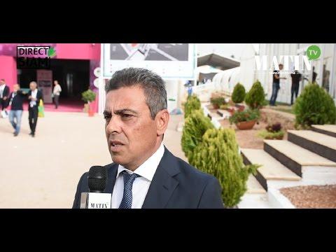 SIAM 2017 : Jawad Chami présente les nouveautés de la 12e édition