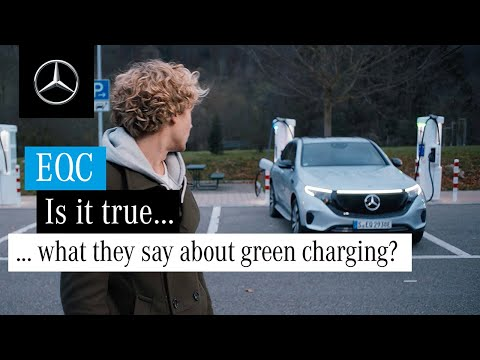EQC x Sustainability – Green Charging