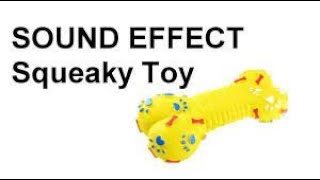 Dogs Squeaky Toy Sound Effect   freesound