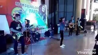 Salam rindu - tipex (cover) at tenggarong reggae anniversary 2nd 2017