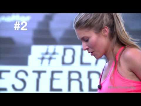 Roxanas Treppen-Workout (Fitness für Zwischendurch #1)