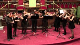 Autumn Song (F. Mendelssohn) by Senior Performance Group of Stellae Boreales