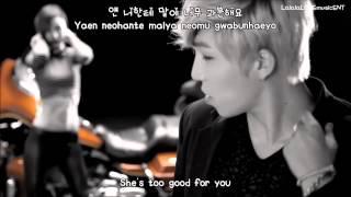 U-Kiss - She's Mine (내 여자야) (eng sub + romanization + hangul) MV [HD]