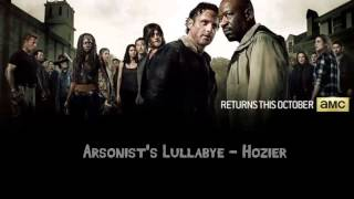 Arsonist's Lullabye   Hozier The Walking Dead Season 6   Comic Con Trailer Music