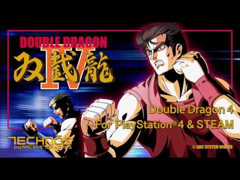 Double Dragon Ⅳ Trailer (English)