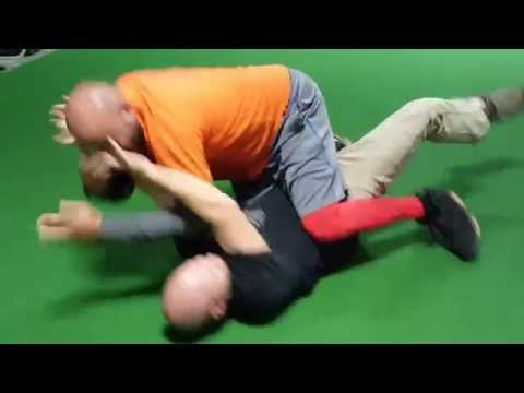 Self Defense Ground Drill When Pinned