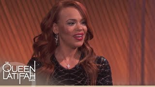 Faith Evans On Her Duet With The Notorious B.I.G. | The Queen Latifah Show