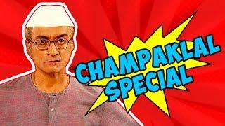 Champaklal Non-Stop Funny Scenes | Taarak Mehta Ka Ooltah Chashmah width=