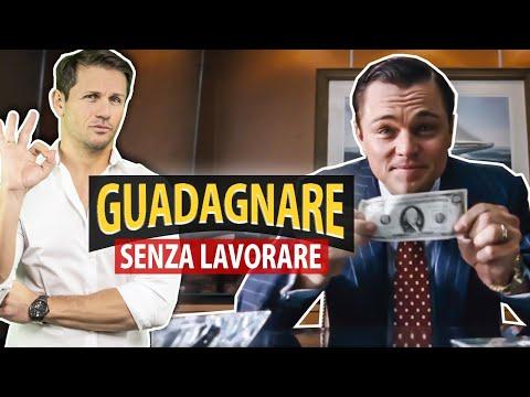Come GUADAGNARE senza lavorare   Avv. Angelo Greco