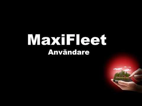 Komatsu MaxiFleet - Användare